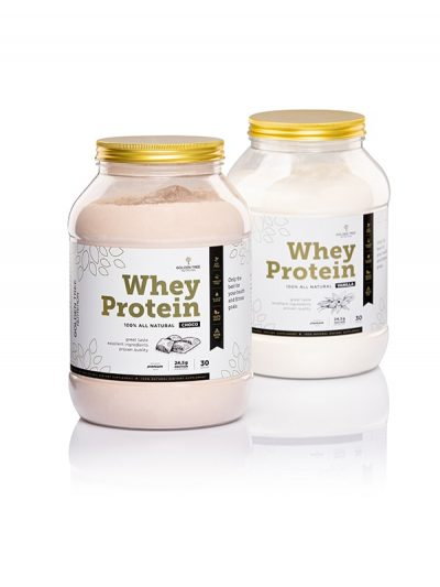 Whey Proteinpulver 100% All-Natural