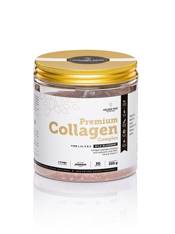 Premium Collagen Complex - Kollagen Pulver