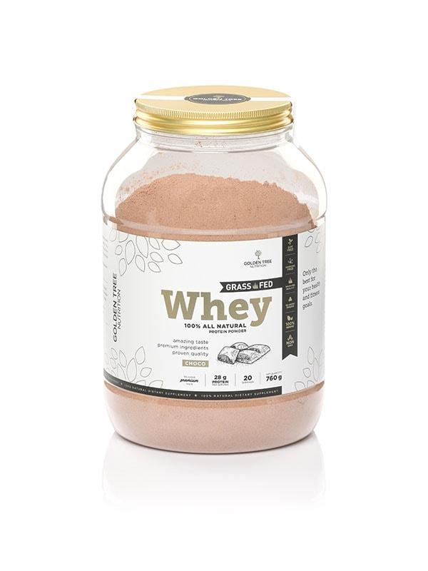 Grass Fed Whey Proteinpulver