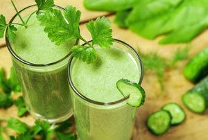 green-smoothiekontra