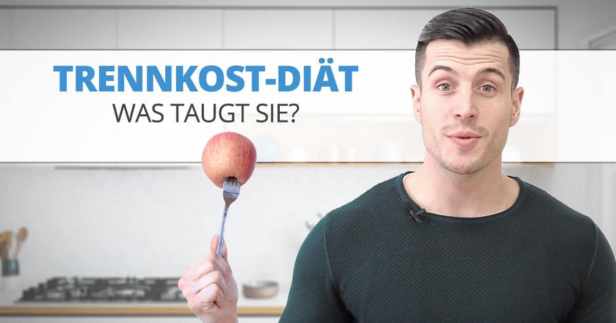 Trennkost-Diät: Was taugt sie?