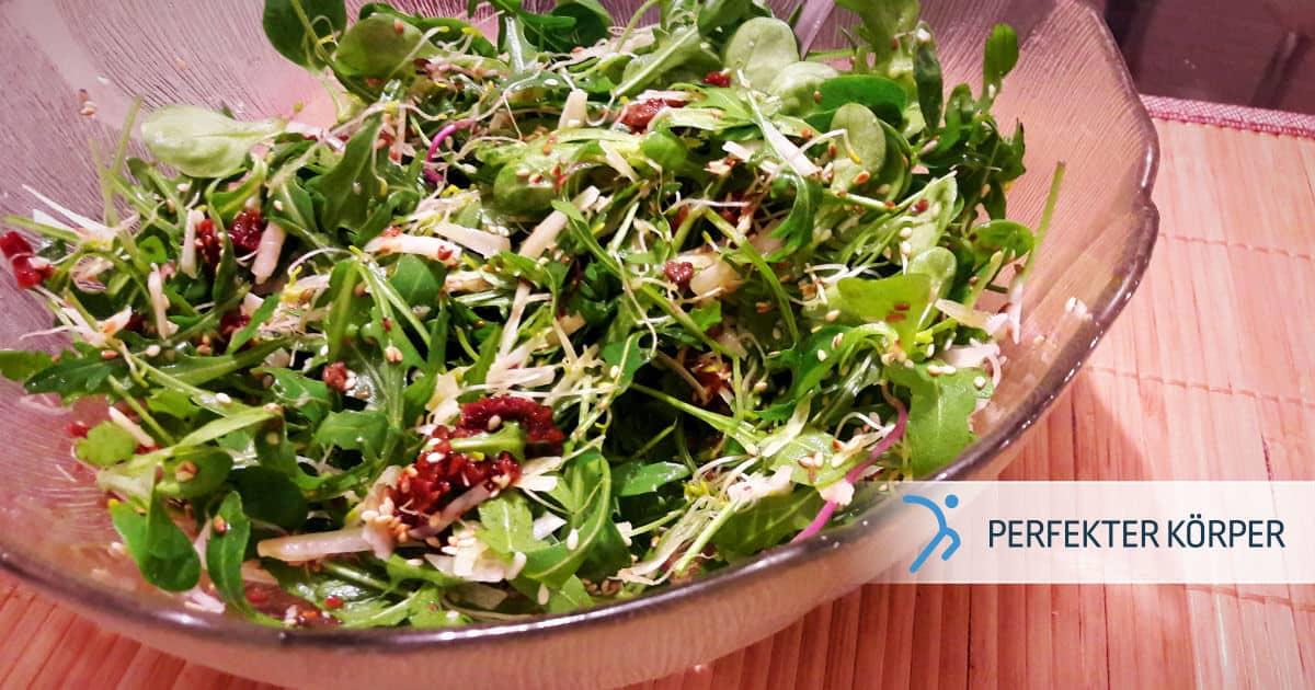 Vitaminreicher Salat