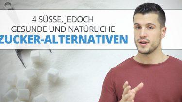 PK-blog-4SusseZuckerAlternativen