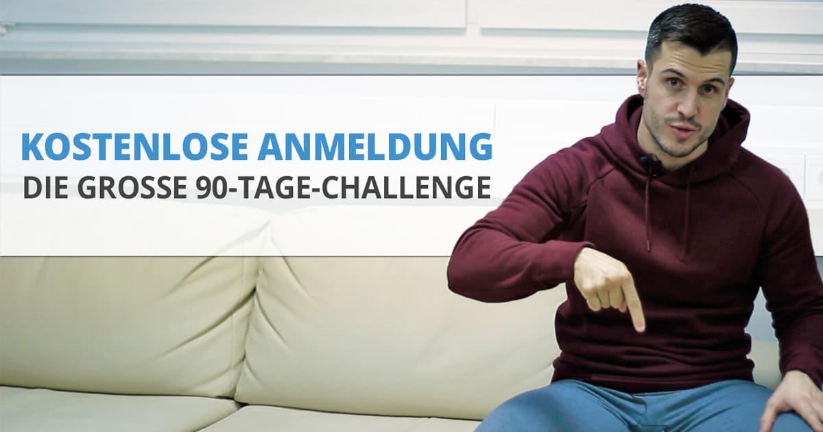 LETZTE CHALLENGE