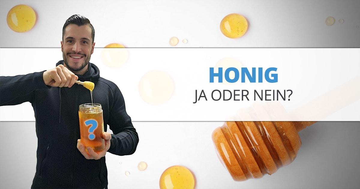 Honig – JA oder NEIN?