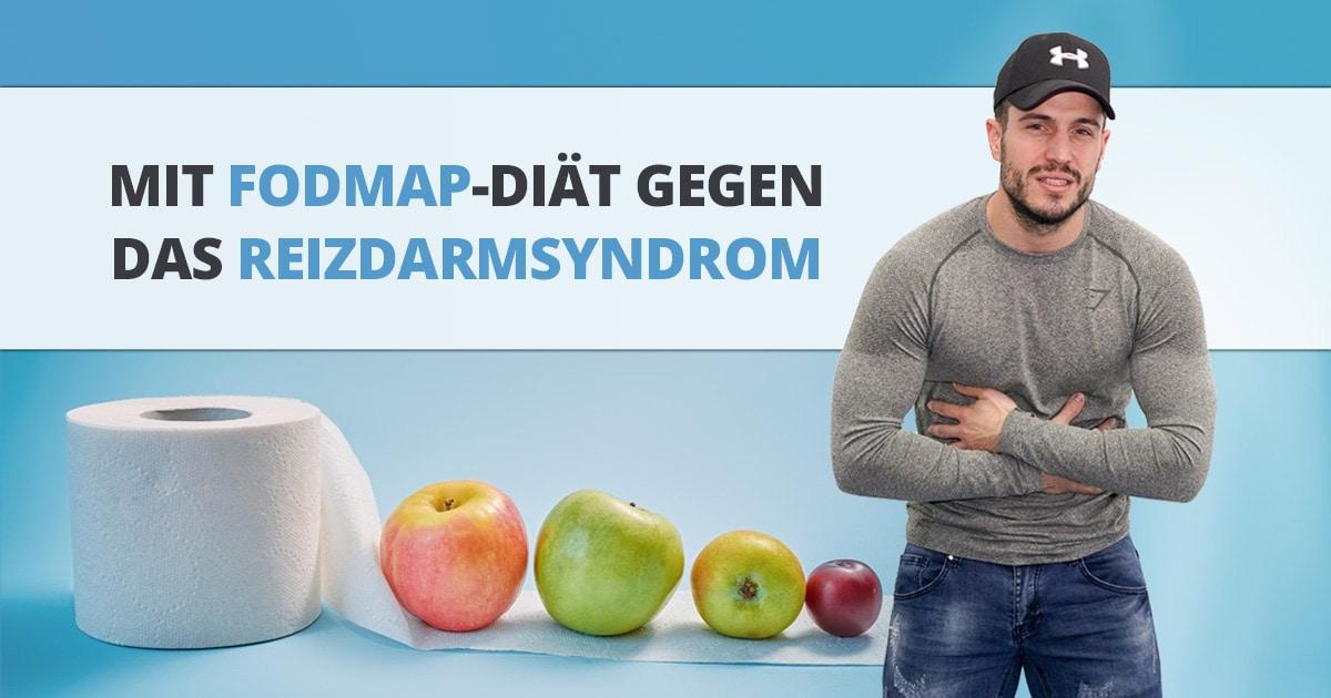 Mit FODMAP-Diät gegen das Reizdarmsyndrom