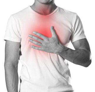 Symptome des Gastroösophagealen Reflux
