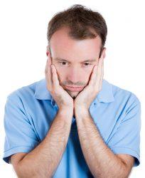 Testosteronmangelprobleme