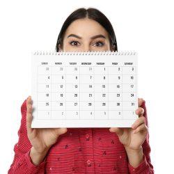 zykluslänge - kalender
