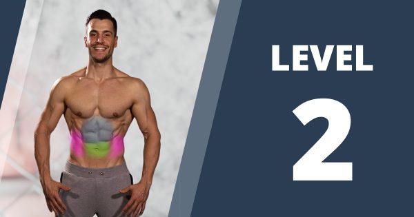 Die besten Bauch-weg-Übungen – Teste Level 2!