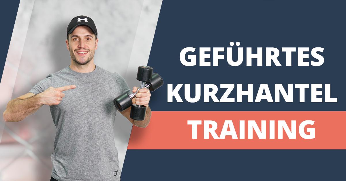 Die 7 besten Kurzhantel-Übungen + Geführtes Training