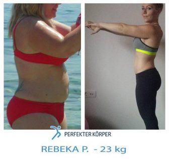 Transformation Rebeka