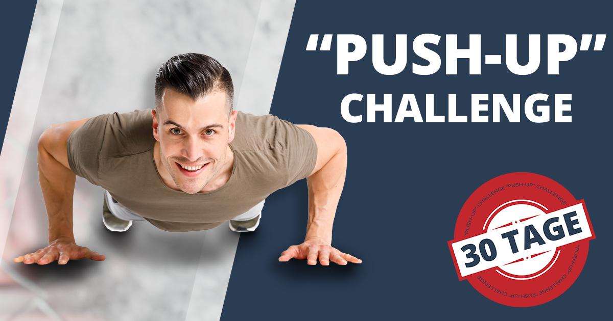 Wie führt man Liegestütze richtig aus? + Push-up-Challenge