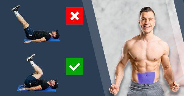 Untere Bauchmuskeln trainieren: die 10 besten Übungen