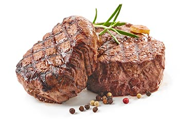 mageres rindfleisch