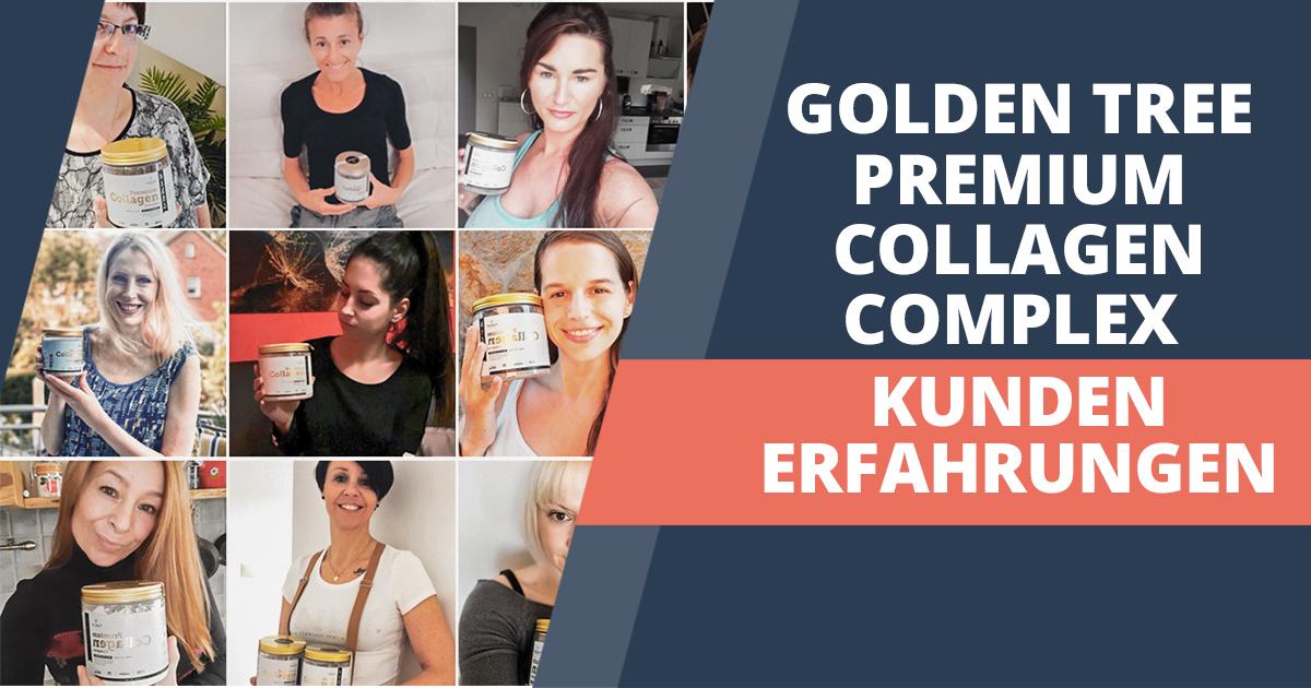 Golden Tree Premium Collagen Complex ⎼ Kunden-Erfahrungen
