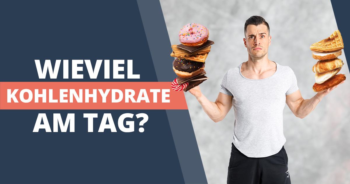 Wieviel Kohlenhydrate am Tag? Verwende den Rechner